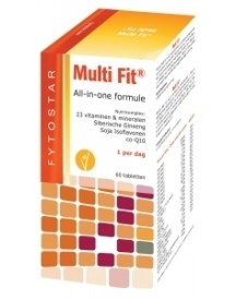 Multi Fit Multivitamine afbeelding
