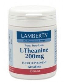 L-theanine 200mg afbeelding