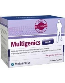 Multigenics Men afbeelding