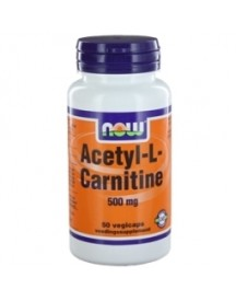Acetyl L Carnitine 500mg afbeelding