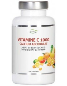 Vitamine C1000 Mg Calcium Ascorbaat afbeelding