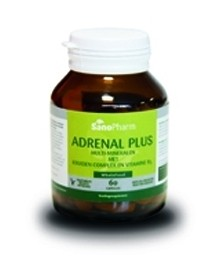 Adrenal Plus Wholefood afbeelding
