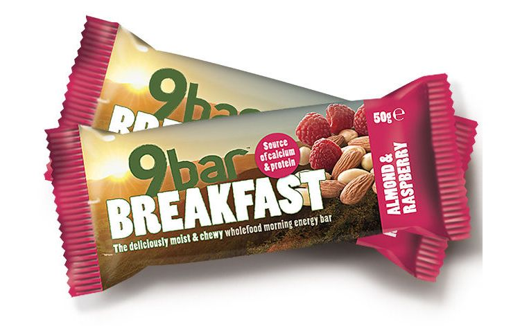 Image Breakfast Bar - Almond & Raspberry