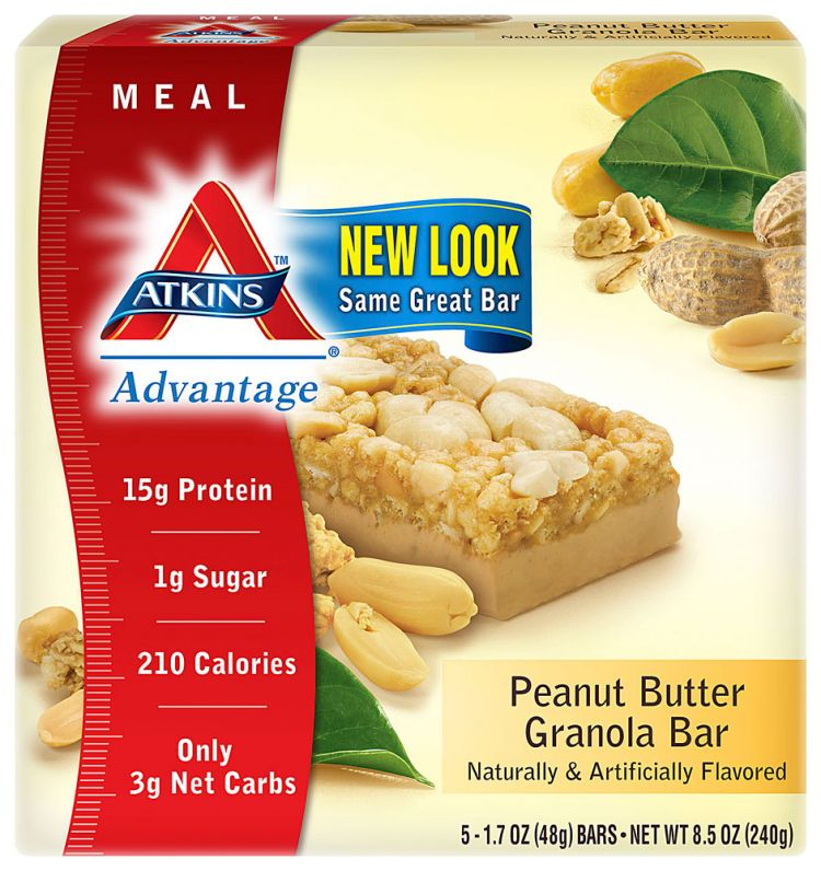 Image Advantage Meal Bars