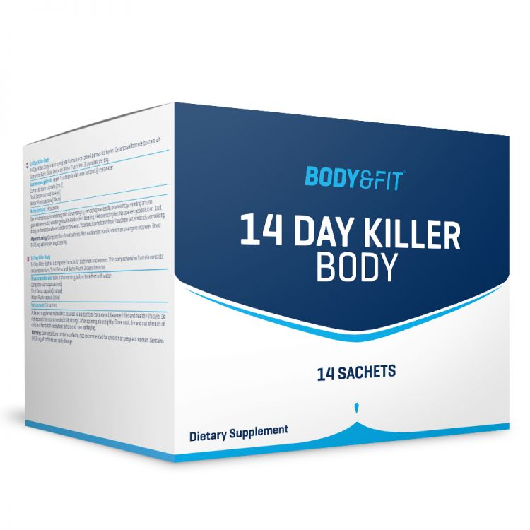 Image 14 Day Killer Body