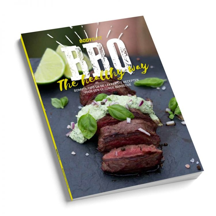 Image Bbq Boek; The Healthy Way