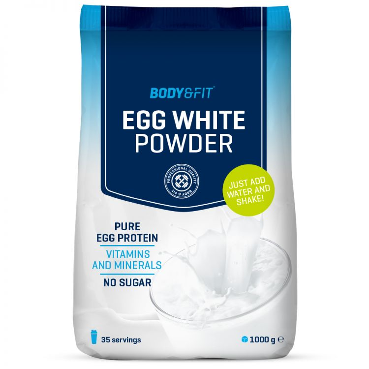Image Egg White Protein Powder