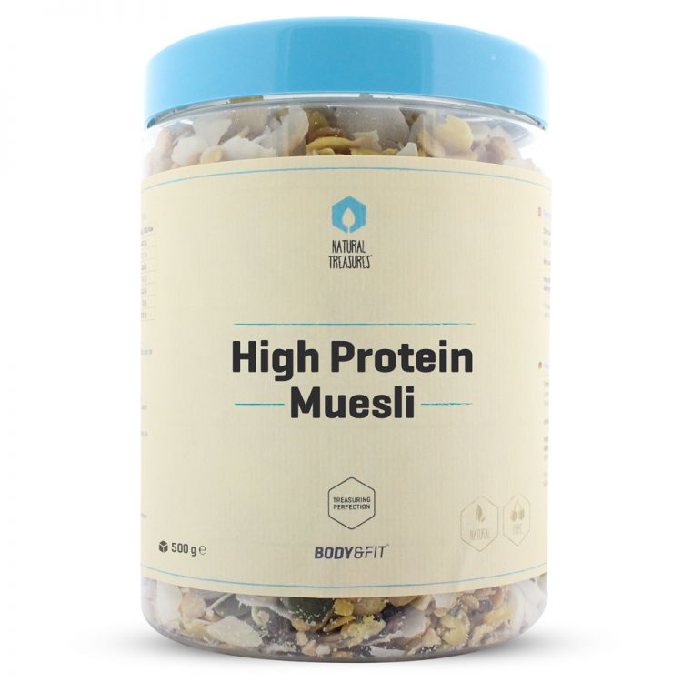 Image High Protein Muesli (low Carb)