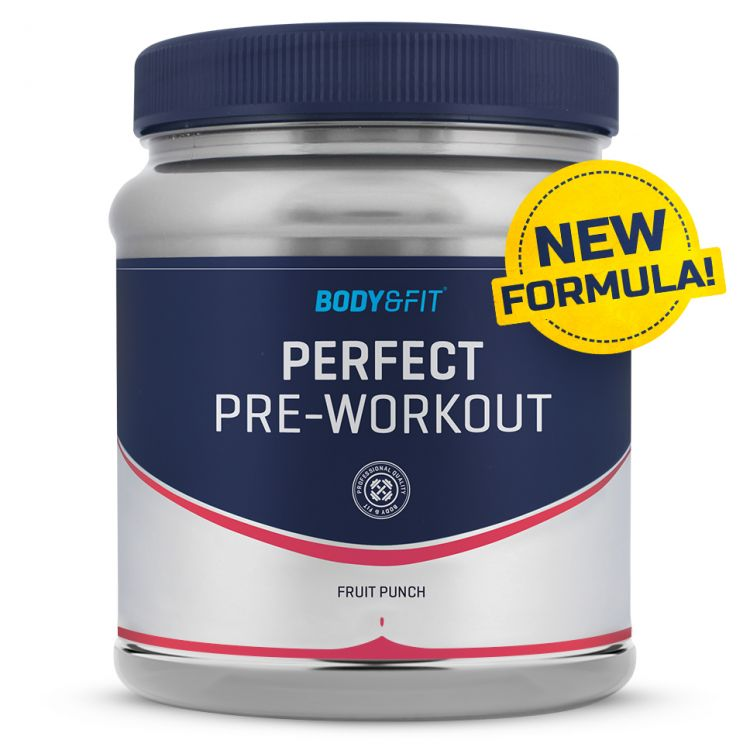 Image Perfect Pre-workout New Formula!