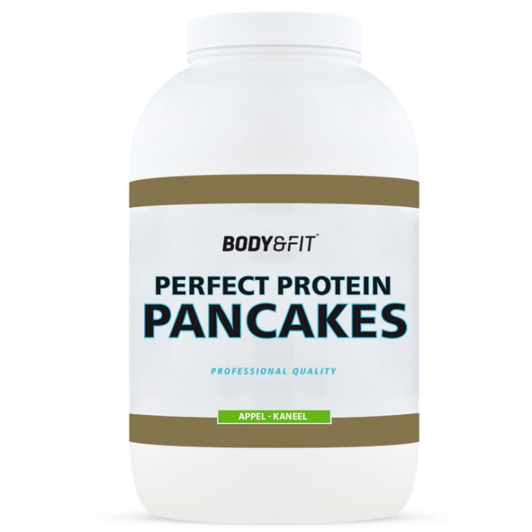 Image Perfect Protein Pancakes