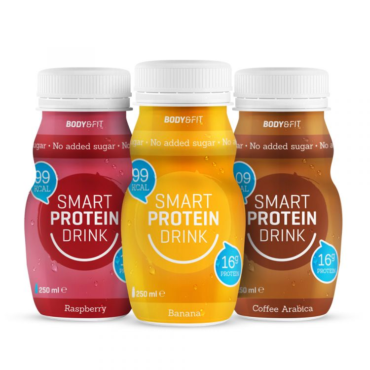 Image Smart Protein Drinks