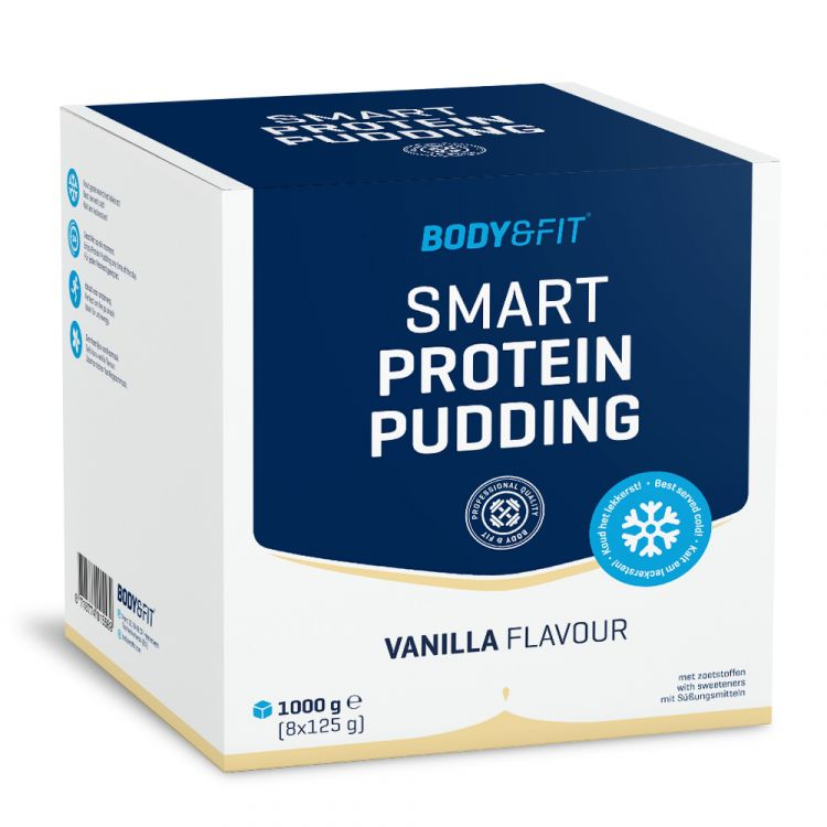 Image Smart Protein Pudding