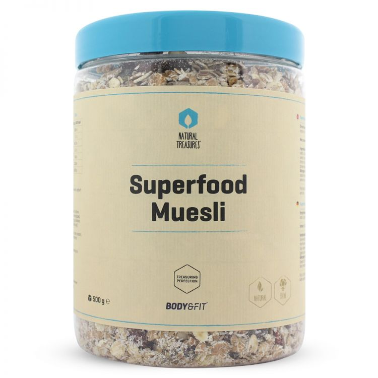 Image Superfood Muesli