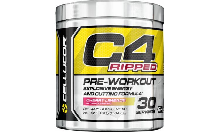 Image C4 Ripped Pre-workout