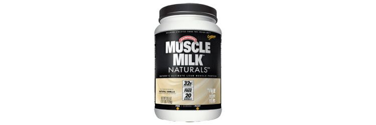 Image Muscle Milk Natural