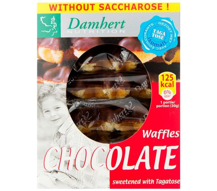 Image Chocolate Wafels