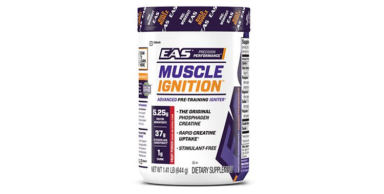 Image Muscle Ignition