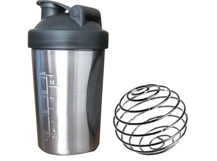 Image Stainless Steel Shaker (rvs)