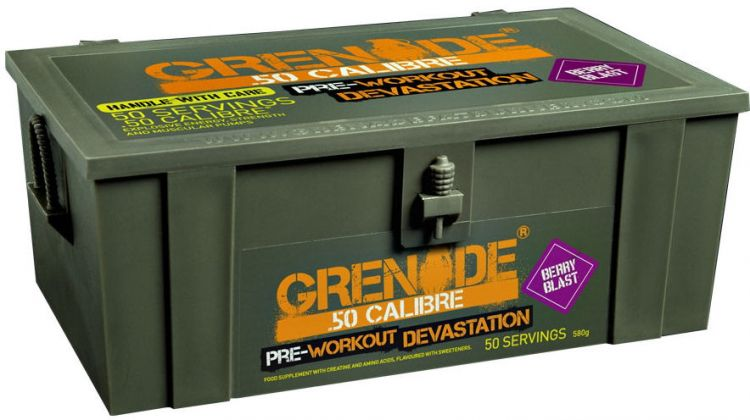 Image Grenade Pre-workout