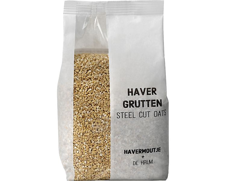 Image Havergrutten (steel Cut Oats)