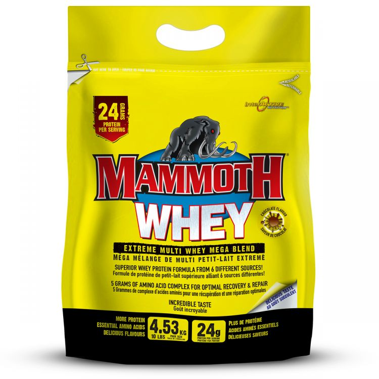 Image Mammoth Whey