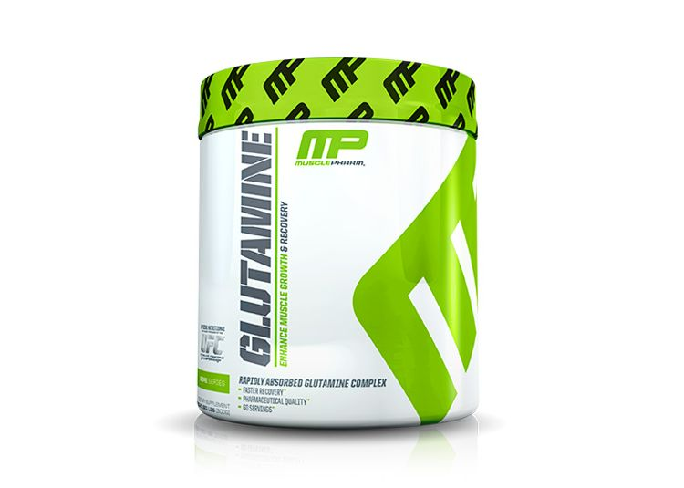 Image Glutamine Musclepharm