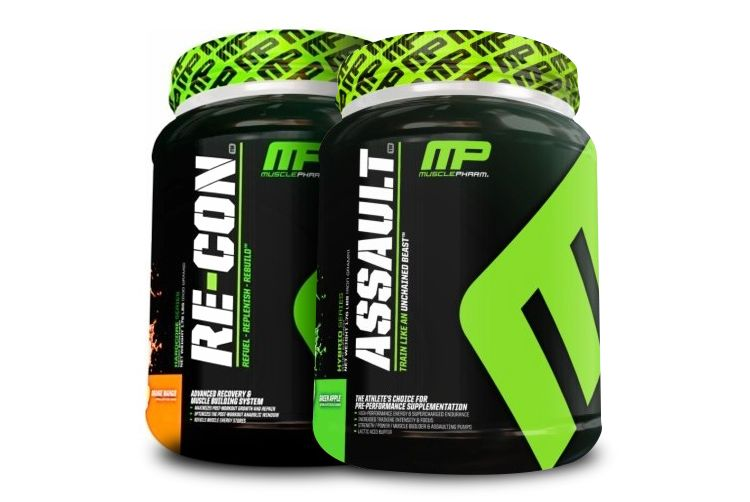 Image Musclepharm Muscle Stack!