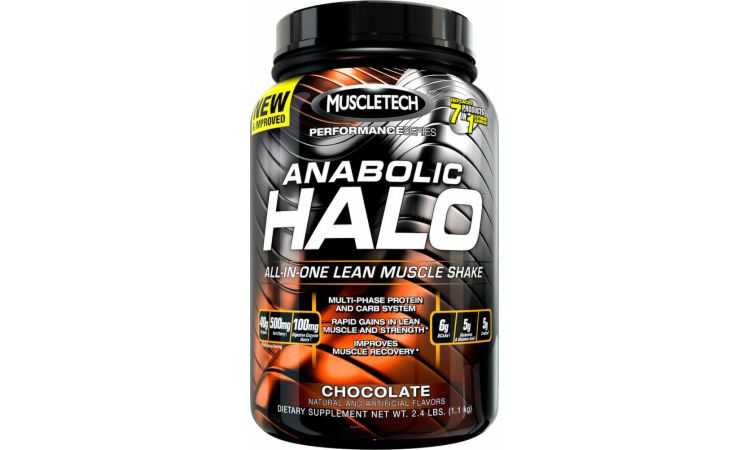 Image Anabolic Halo Performance Series