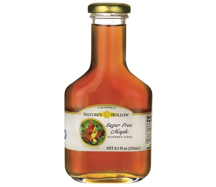 Image Sugar Free Syrup - Nature's Hollow