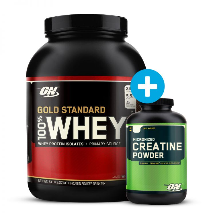 Image Gold Standard 100% Whey Protein