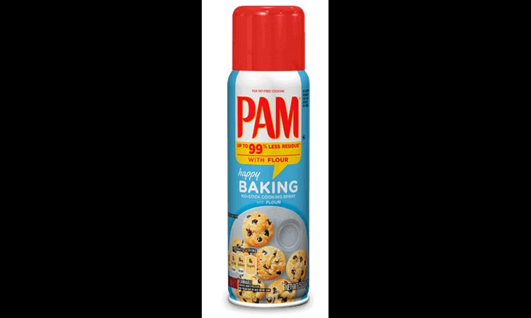 Image Pam Baking Spray