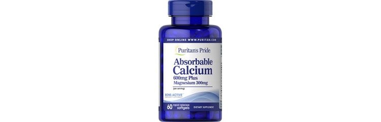 Image Absorbable Calcium 600 Mg - Magnesium 300 Mg