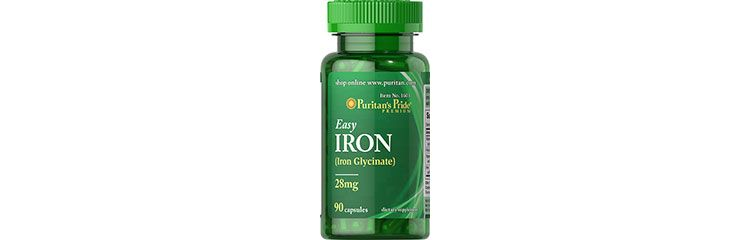 Image Easy Iron 28mg (iron Glycinate)