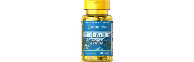 Image Norwegian Cod Liver Oil 415 Mg