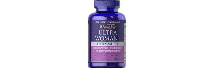Image Ultra Woman™ Daily Multi Timed Release