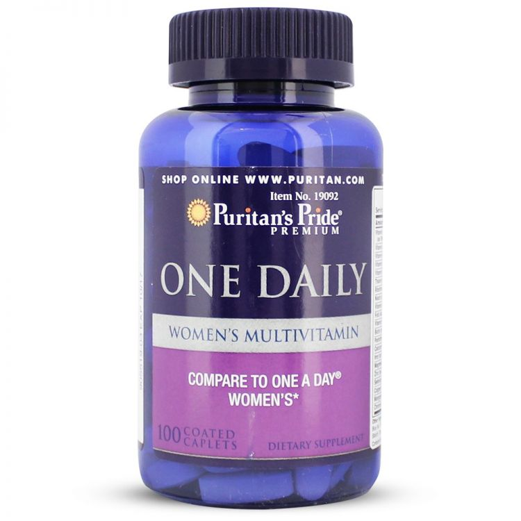 Image Women's One Daily Multivitamin