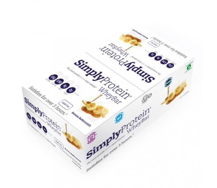 Image Simply Protein Whey Bars