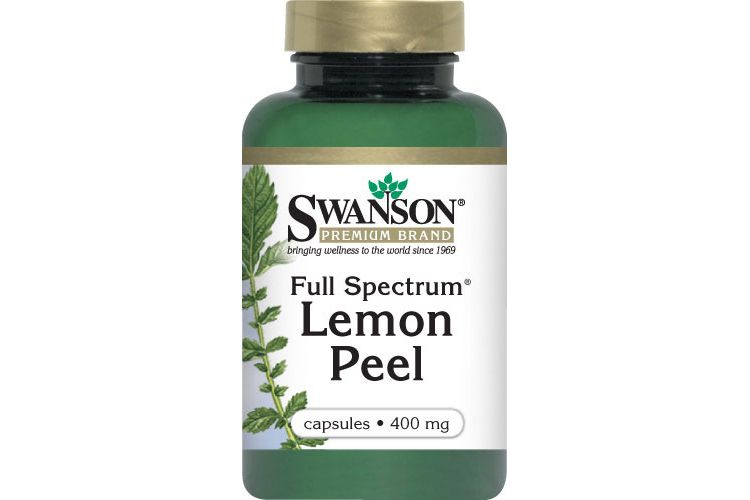 Image Full Spectrum Lemon Peel 400mg