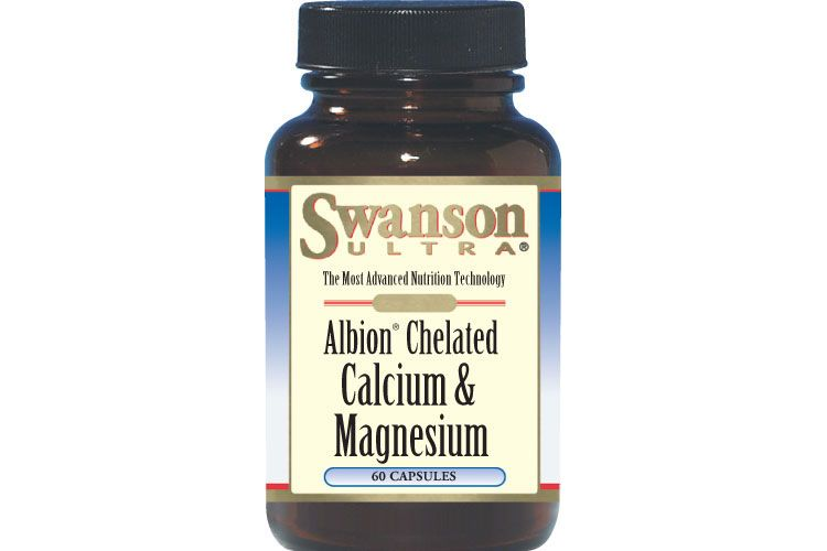 Image Ultra Albion Chelated Calcium & Magnesium