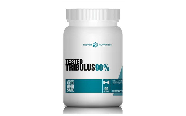 Image Tested Tribulus 90%
