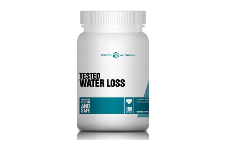 Image Tested Water Loss