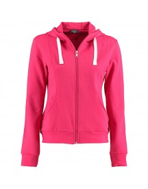 Ladies Full Zip Sweat Vest afbeelding