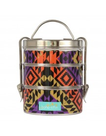 Boho-tiffin Lunchbox afbeelding