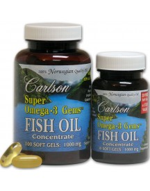 Super Omega-3 Fish Oil afbeelding