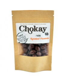Milk Chocolate Roasted Peanuts afbeelding