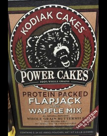 Power Cakes Flapjack And Waffle Mix afbeelding