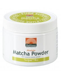 Absolute Matcha Thee Poeder - Instant afbeelding