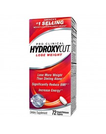 Hydroxycut Clinical afbeelding