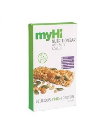 Myhi Nutrition Bars afbeelding