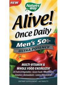 Alive Once Daily Mens 50+ afbeelding